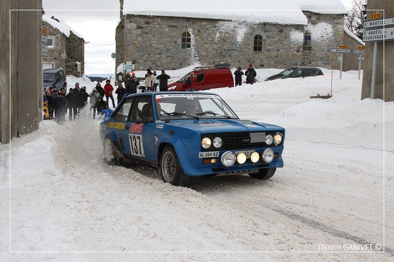 Rallye Monte-Carlo historique 2015 à Lachamp-Raphael 10968310