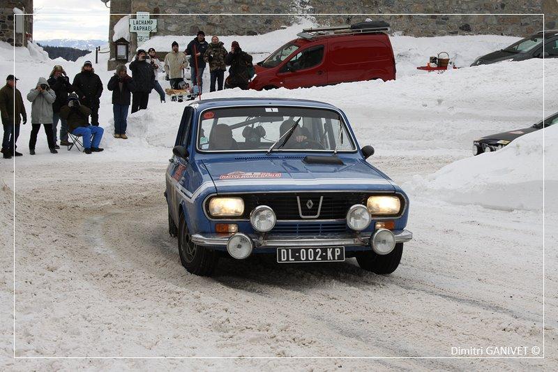 Rallye Monte-Carlo historique 2015 à Lachamp-Raphael 10968411