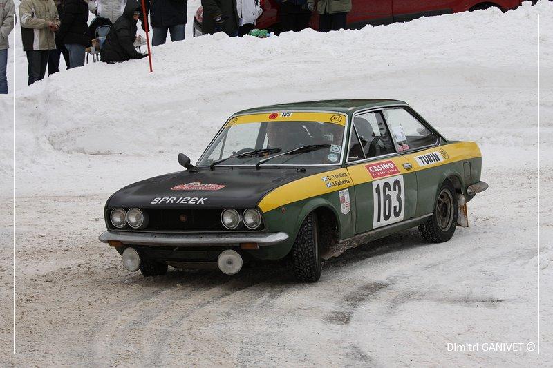 Rallye Monte-Carlo historique 2015 à Lachamp-Raphael 10968412