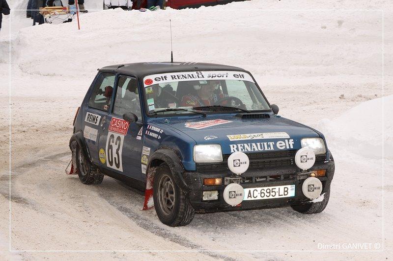 Rallye Monte-Carlo historique 2015 à Lachamp-Raphael 10980710