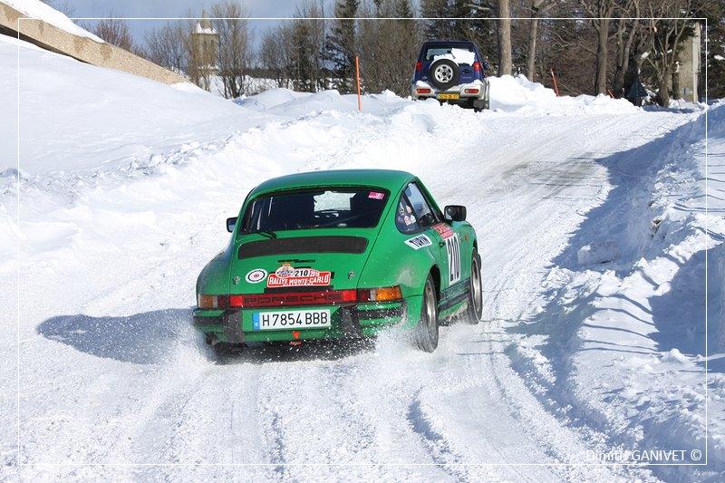 Rallye Monte-Carlo historique 2015 à Lachamp-Raphael 10980711