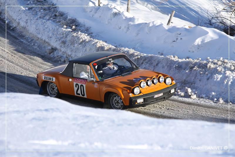 Rallye Monte-Carlo historique 2015 en Ardèche (1) 14867010