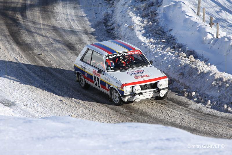 Rallye Monte-Carlo historique 2015 en Ardèche (1) 15574210