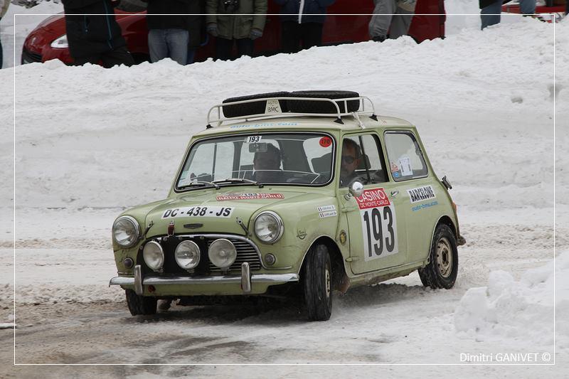 Rallye Monte-Carlo historique 2015 à Lachamp-Raphael 19478010