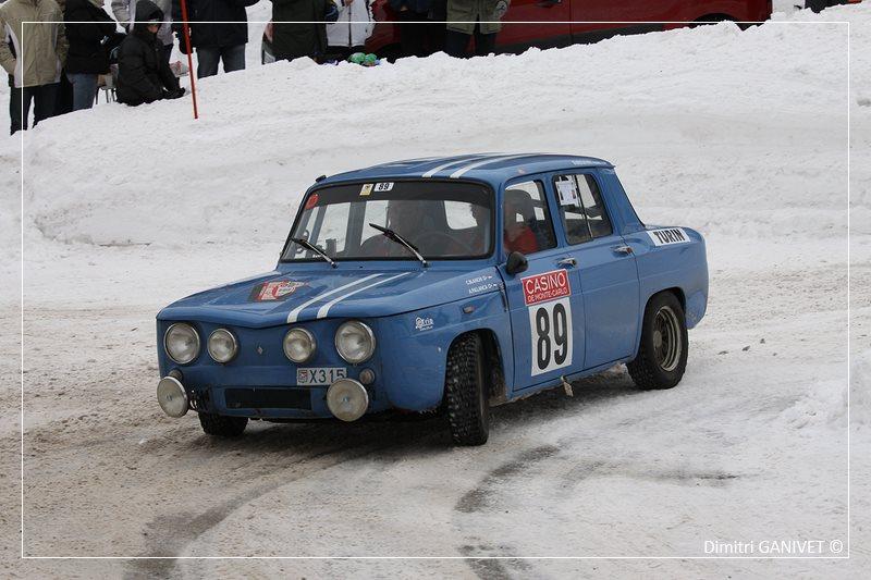 Rallye Monte-Carlo historique 2015 à Lachamp-Raphael 19705810