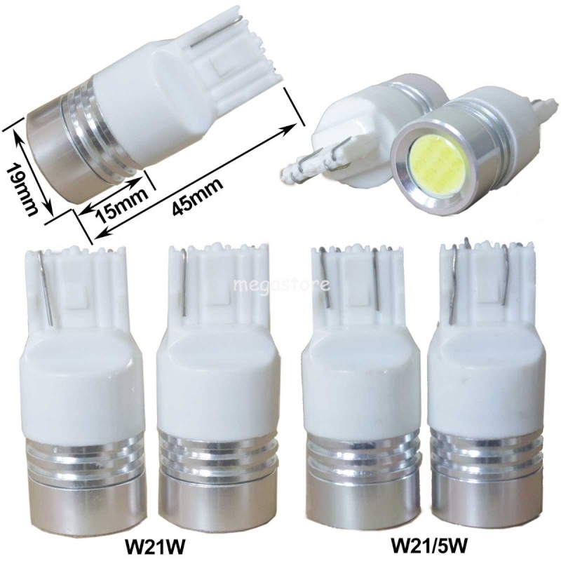 Ampoules a led sur nos pt  W21w-510