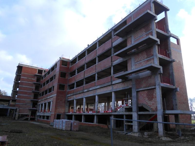 7 = Enquête du GRPW au sanatorium de Tombeek le 11 janvier 2015 / Impossible d'entrer Dscn8716