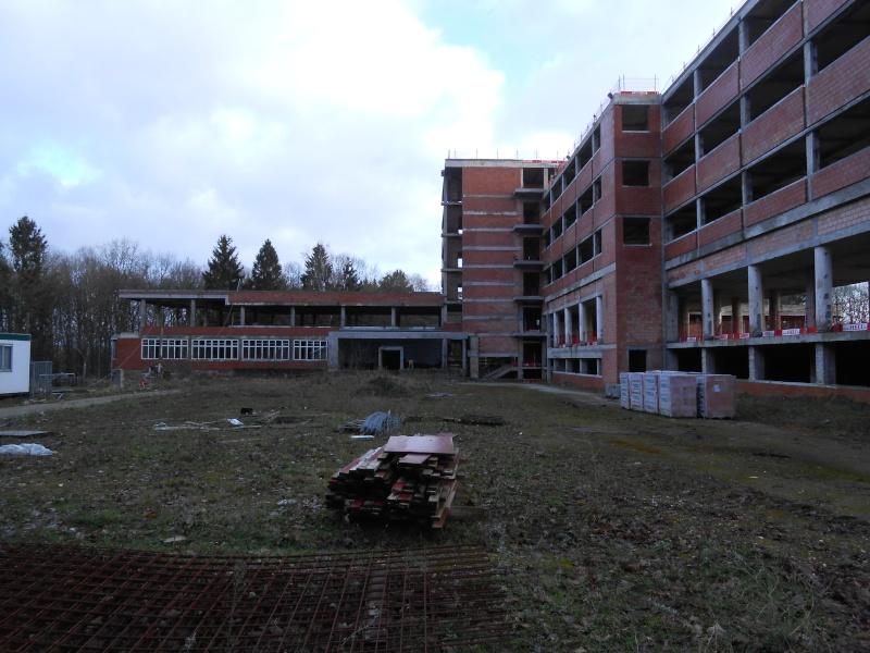 7 = Enquête du GRPW au sanatorium de Tombeek le 11 janvier 2015 / Impossible d'entrer Dscn8717