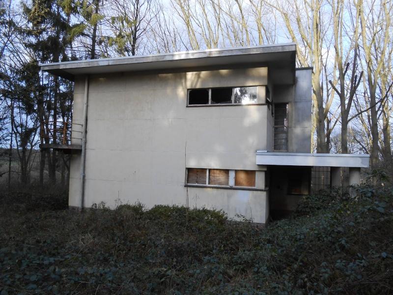 7 = Enquête du GRPW au sanatorium de Tombeek le 11 janvier 2015 / Impossible d'entrer Dscn8720