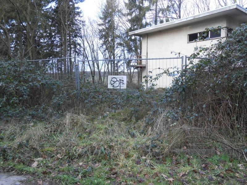 7 = Enquête du GRPW au sanatorium de Tombeek le 11 janvier 2015 / Impossible d'entrer Dscn8721