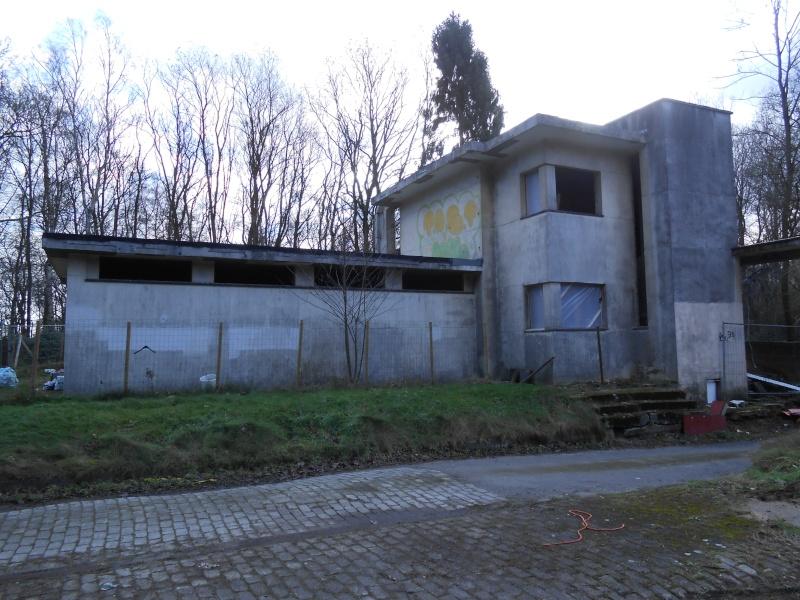 7 = Enquête du GRPW au sanatorium de Tombeek le 11 janvier 2015 / Impossible d'entrer Dscn8722