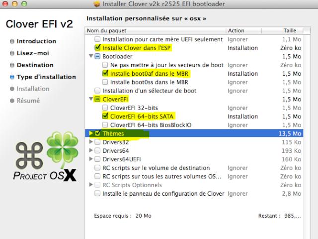 [RESOLU] Install sur HP DV7-6154sf - Page 3 Clover11