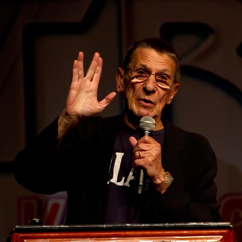 Rest in Peace, Leonard Nimoy Leonar10