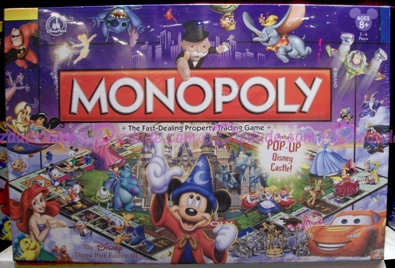 [18-31 octobre 2014] Voyage de noces à Walt Disney World et à Universal - Page 6 Monopo10