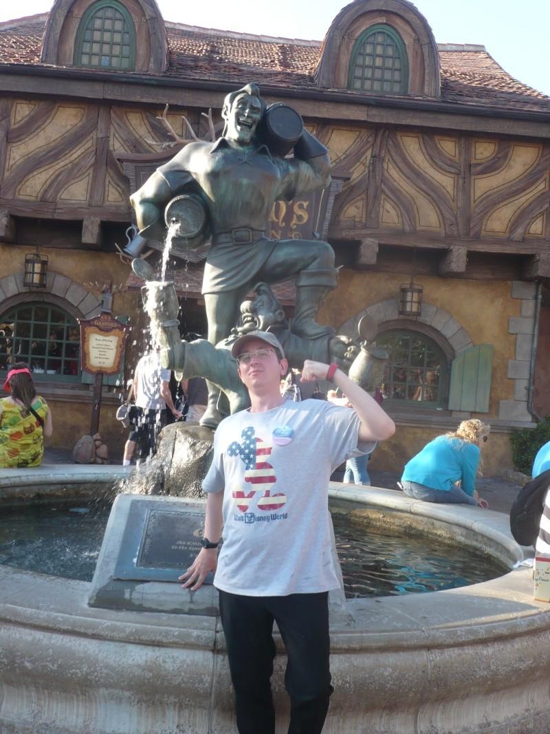 [18-31 octobre 2014] Voyage de noces à Walt Disney World et à Universal - Page 7 P1090211