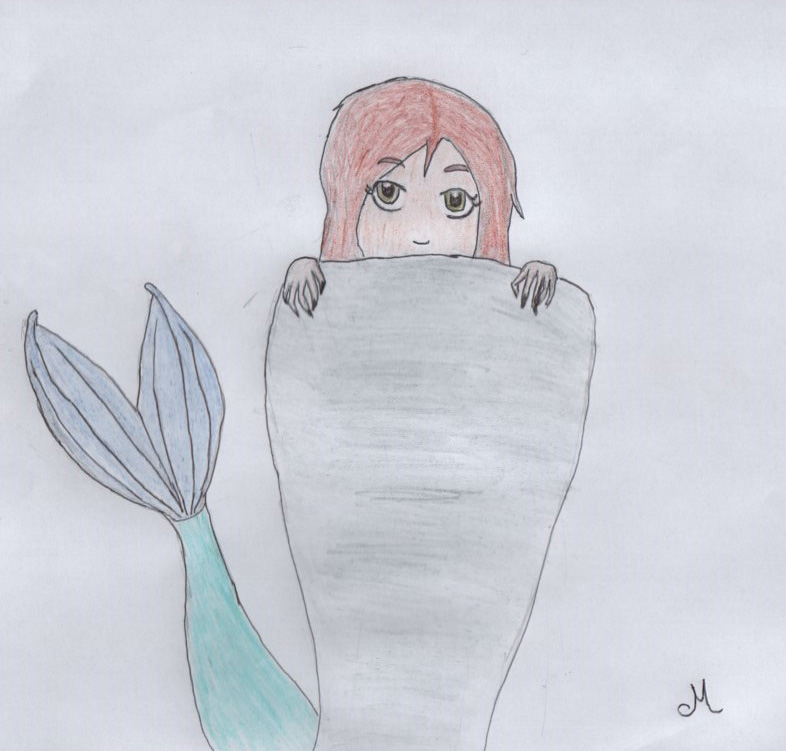 quelques dessins... Ariel-10