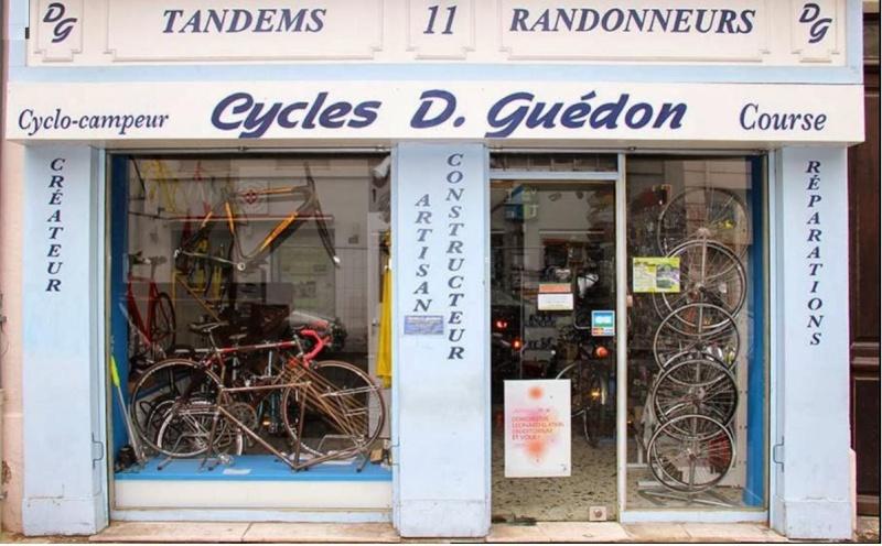 vélo de piste guédon reynolds 501 Guedon10