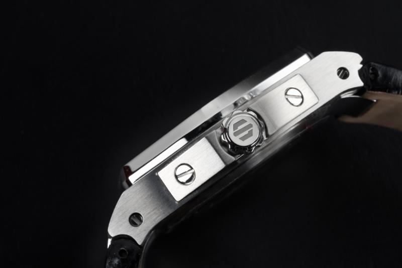 Enfin une vraie montre sur Kickstarter...  [Seals] Model-11