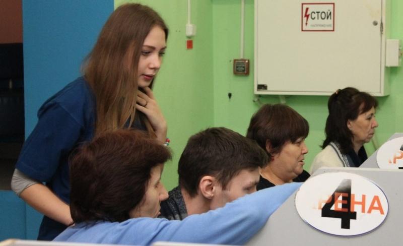 """Февраль 2015 в Молодежном центре """"Горизонт"""" 112"""