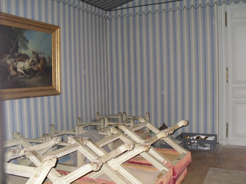 Histoire des salles à manger de Versailles 02010