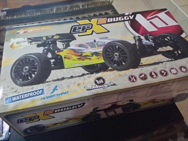 HobbyTech Buggy EPX2 1/8 tt 20150217