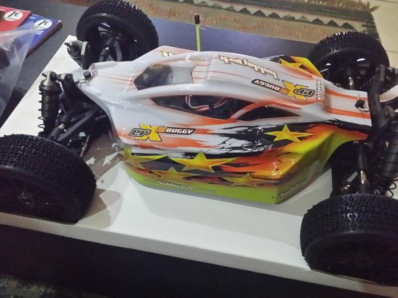 HobbyTech Buggy EPX2 1/8 tt 20150218