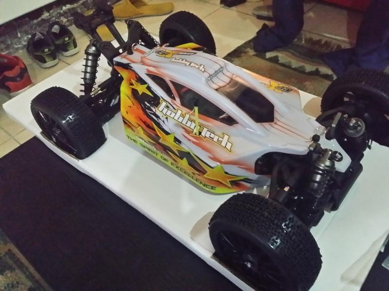 HobbyTech Buggy EPX2 1/8 tt 20150219