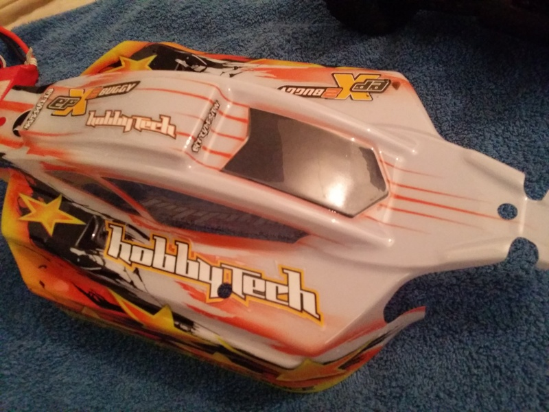 HobbyTech Buggy EPX2 1/8 tt 20150221