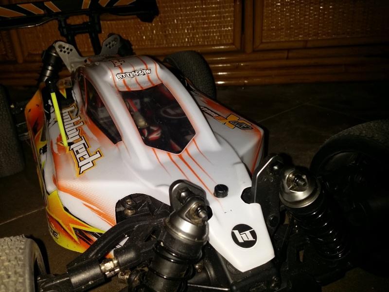 HobbyTech Buggy EPX2 1/8 tt 20150224