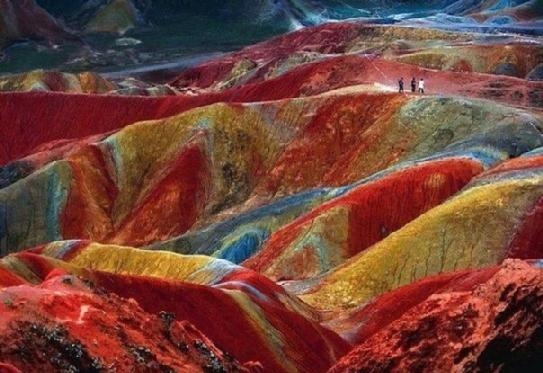Zhangye Danxia National Geological Park 9f6fca10