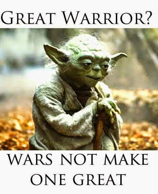 Disclosure: From suppression to Contact and Interaction.   Yoda210