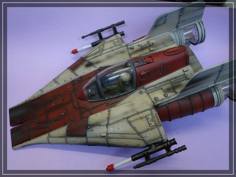 Star Wars A-Wing (Hasbro) Umbemalung Comp_d17