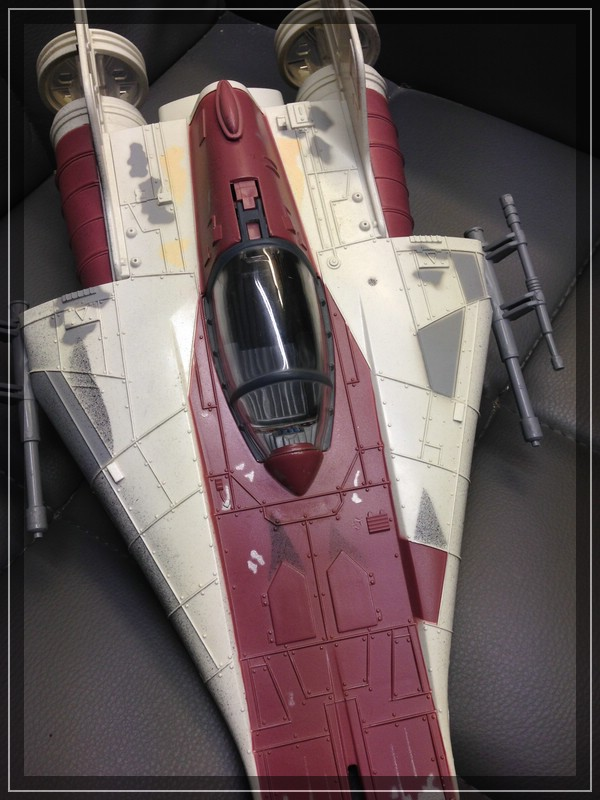 Star Wars A-Wing (Hasbro) Umbemalung Comp_i16