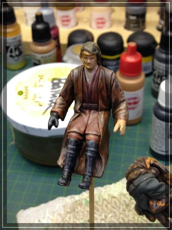 Star Wars Jedi Starfighter von Revell (ca. 1/35) Comp_i42