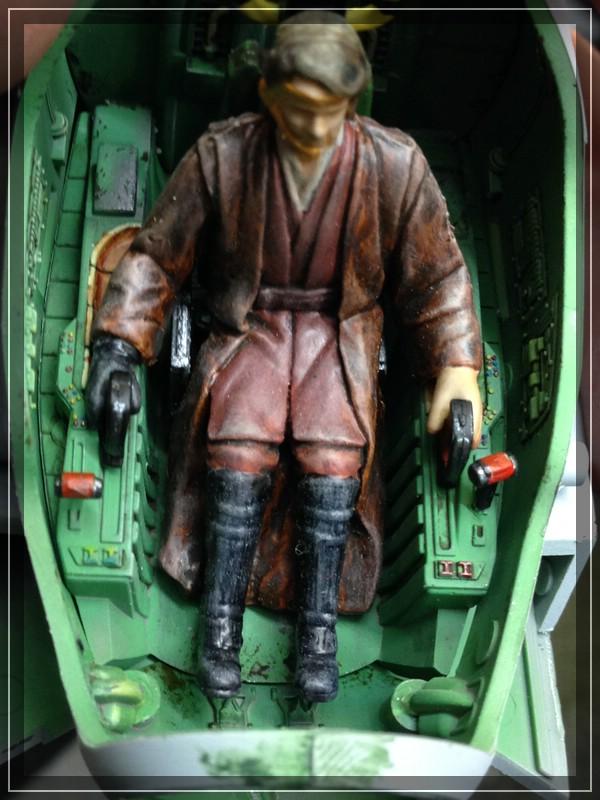 Star Wars Jedi Starfighter von Revell (ca. 1/35) Comp_i47