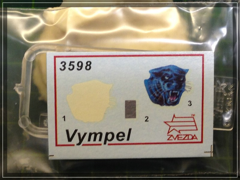 VIMPEL Russische Antiterror Spezialeinheit (ZVEZDA in 1/35) Comp_i68