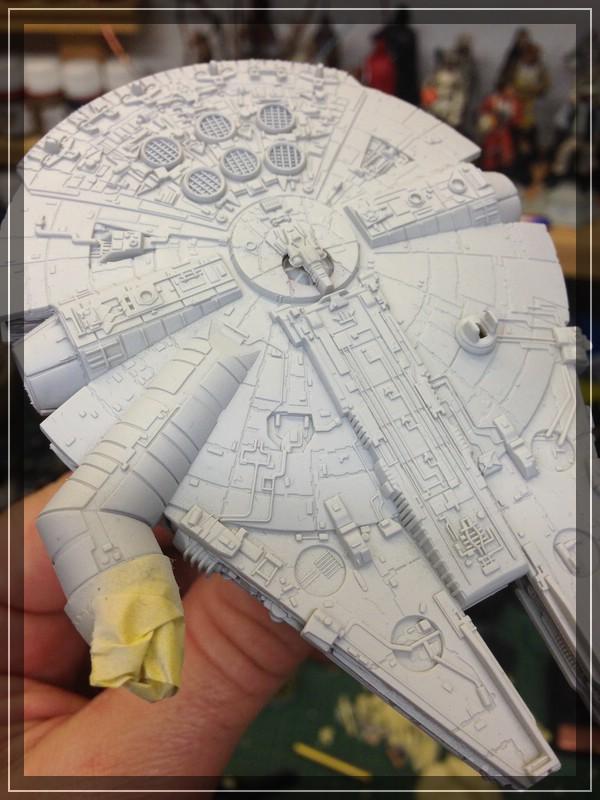 Star Wars Millenium Falcon (Maßstab unbekannt, aber verdammt klein) Comp_i69
