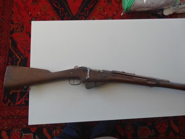 Evaluation fusil Berthier et sa Rosalie Berthi11