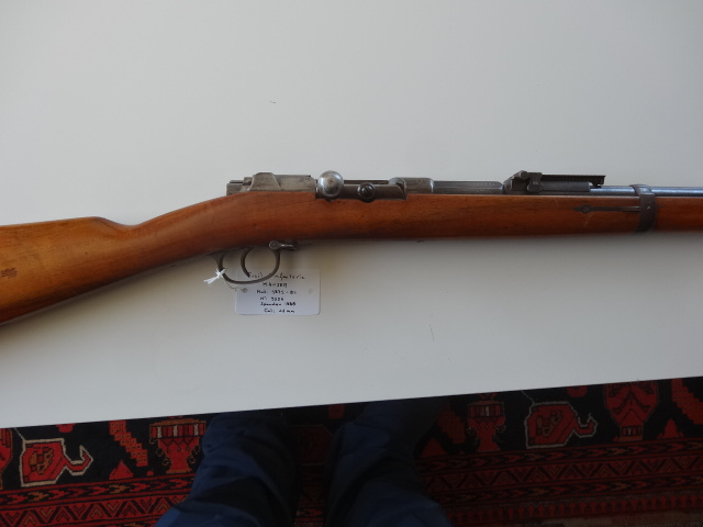 Evaluation Mauser Mauser14