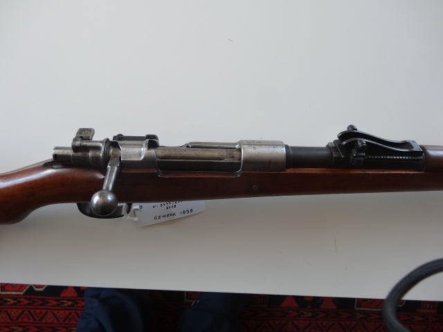 Evaluation Mauser 98 Mauser18