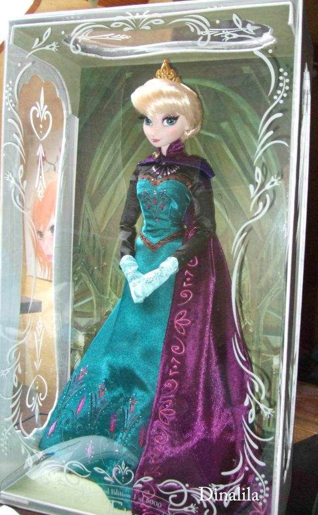 Disney Store Poupées Limited Edition 17'' (depuis 2009) - Page 3 Elsa_l11