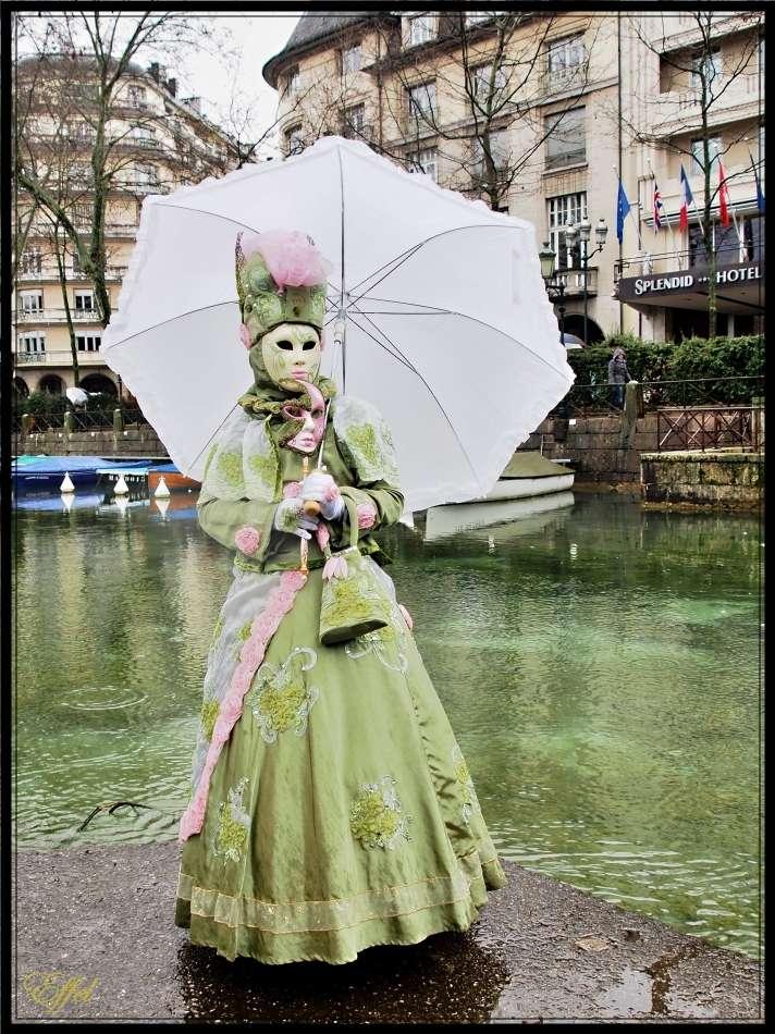 Carnaval Vénitien d'Annecy 28 février-1er mars + Photos P3010319