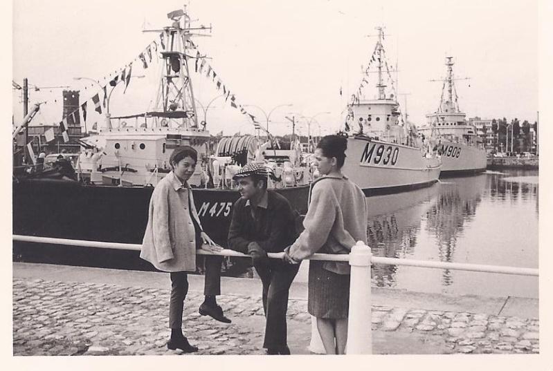 Les 26 drageurs de mines côtiers 'MSC' de la Marine belge Ostend10