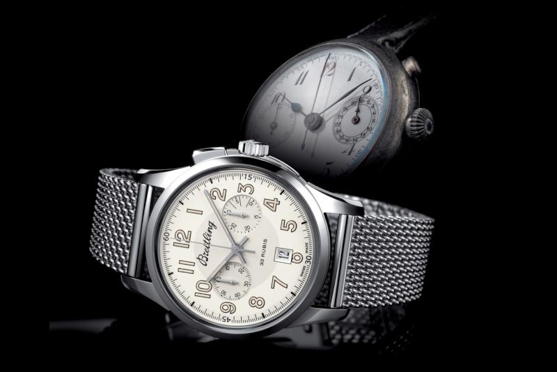 Breitling Transocean Chronograph 1915 Asset-10