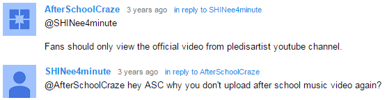 LOENENT(now known as 1theK) and AfterSchoolCraze - A Chapter of After School's History Asc10