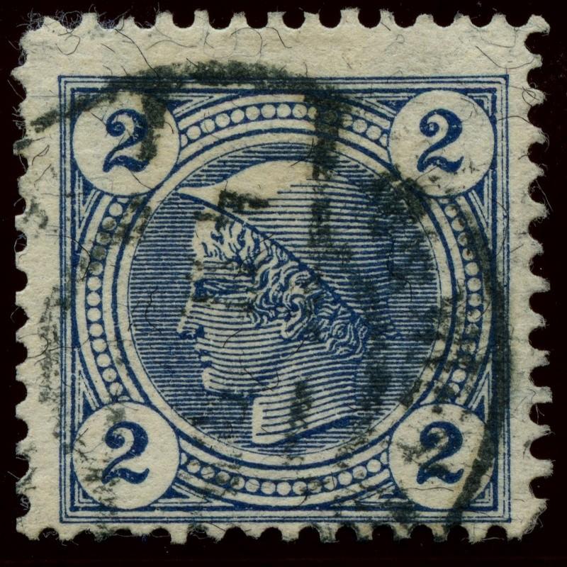 DIE ZEITUNGSMARKEN AUSGABE 1899 /1901 Ank_0913