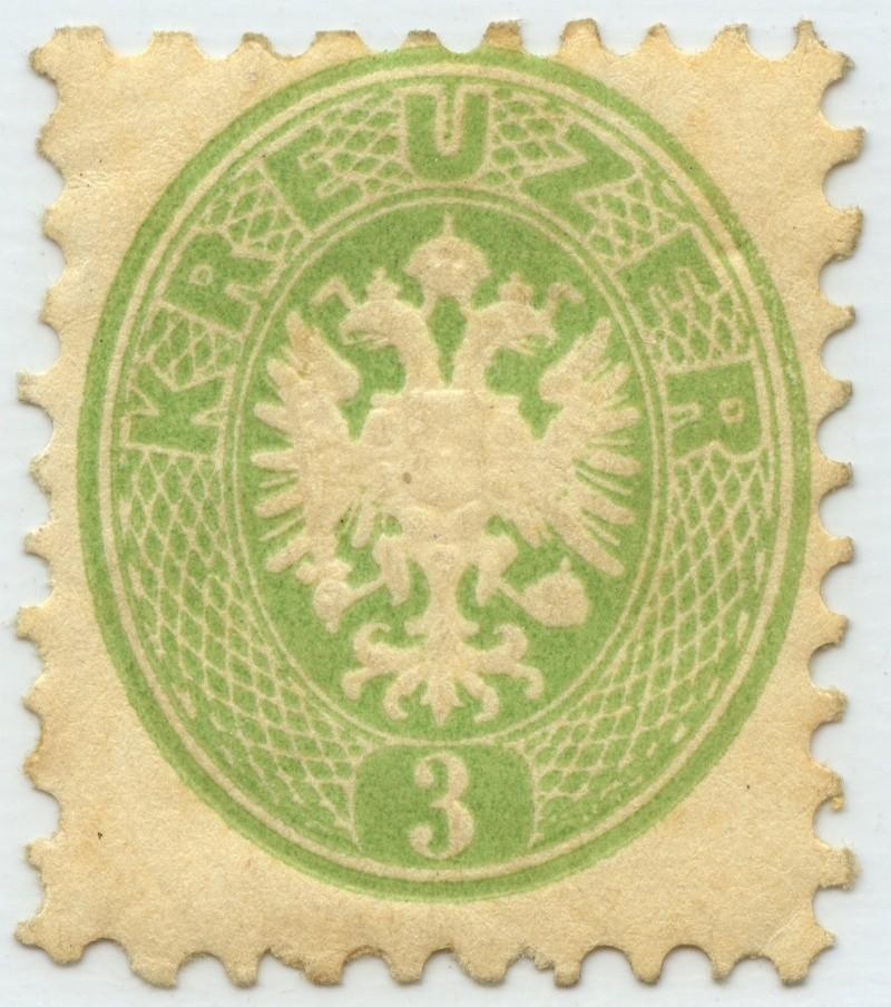 Die Freimarkenausgabe 1863/1864 Ank_3132
