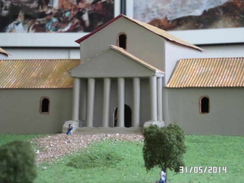 Du gallo romain au 100e Sam_3043