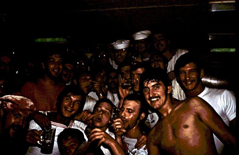 Loisirs des marins à bord 5-14-210
