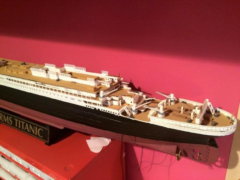R.M.S Titanic Revell 1/400 10308110